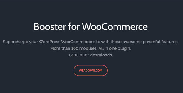 Booster Plus for WooCommerce 5.3.8 Nulled
