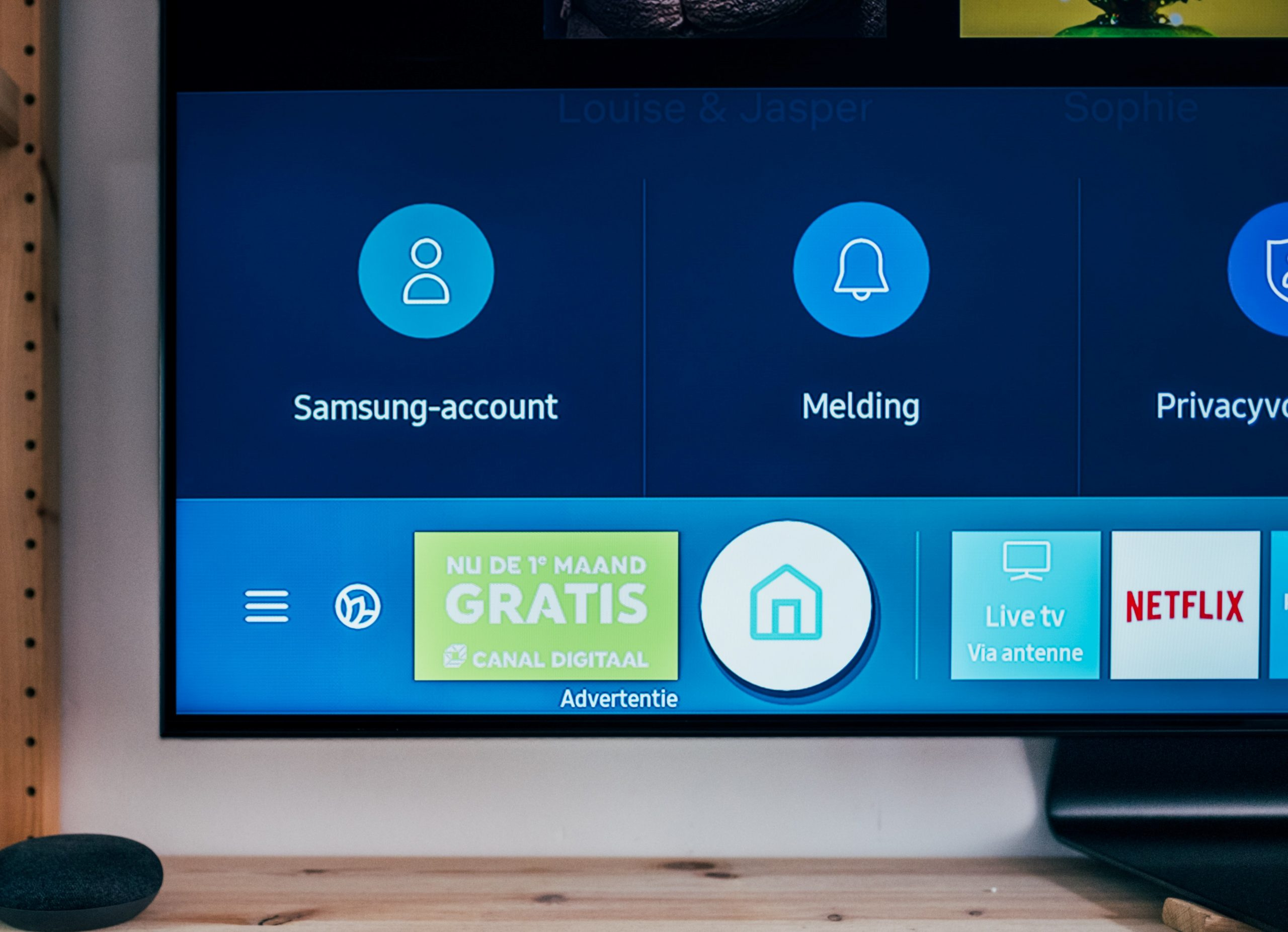how to install 3rd party apps on samsung smart tv